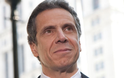 Andrew Cuomo - Photo by Pat Arnow (Andrew Cuomo) [CC-BY-SA-2.0 (http://creativecommons.org/licenses/by-sa/2.0)], via Wikimedia Commons