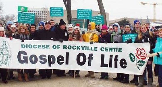 March for Life 2014 - Diocese of Rockville Centre