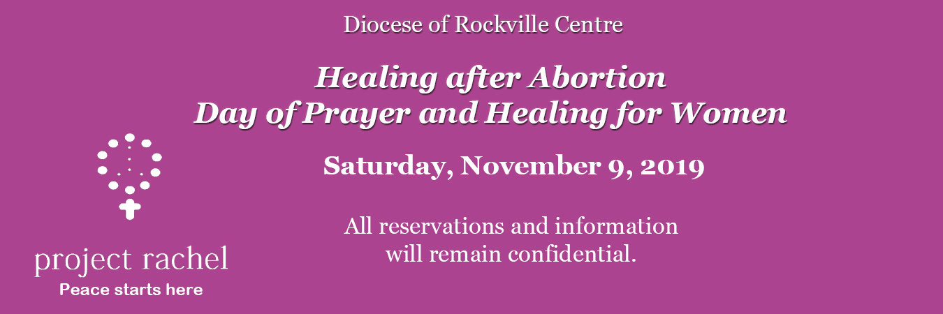 Respect Life Office   Diocese of Rockville Centre » Abortion